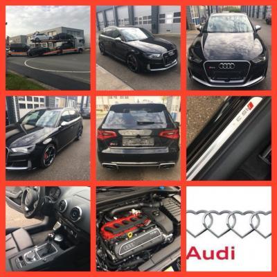 Audi importeren vanuit Duitsland of België