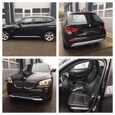 BMW X1 importen vanuit België