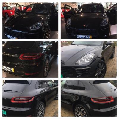 Import van Porsche