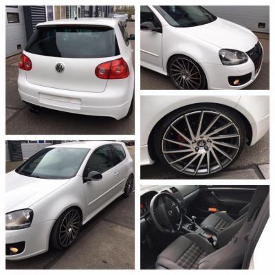 Import VW Golf vanuit Duitsland